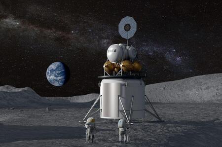 Новая программа НАСА по высадке астронавтов на Луну получает имя Artemis