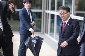 Япония заявила об ограничении экспорта в Южную Корею