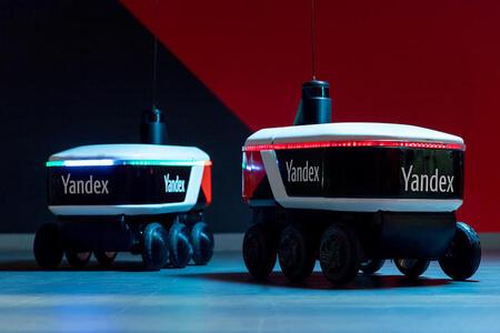 «Яндекс» начал тестировать робота-курьера