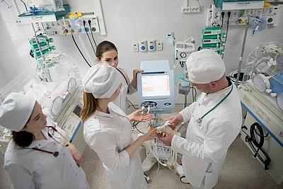 Клиническая больница №1 Грозного снабжена десятками трансформаторов