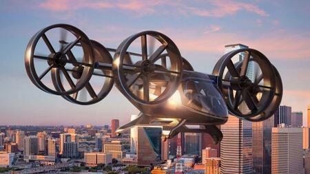 Городской конвертоплан Nexus от Bell станет полностью электрическим