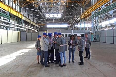 Компания «Новарес» открыла свой первый завод в России