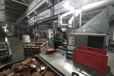 В Волгоградской области запустили производство по выпуску комплектующих для радиаторов