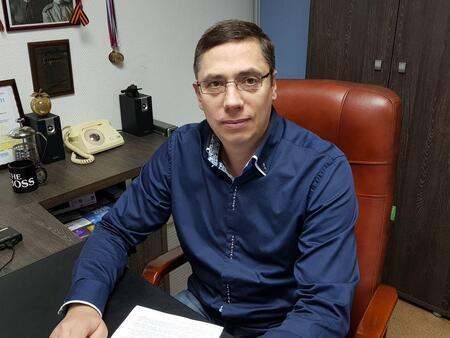 Интервью: Василенко Сергей Эдуардович, генеральный директор  ООО ГраффТ
