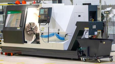ПЗМЦ поставил производителю авиадвигателей токарные станки