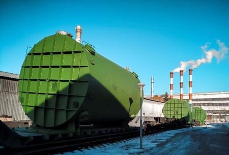 «ЗиО-Подольск» отгрузил комплект оборудования машинного зала АЭС «Руппур»