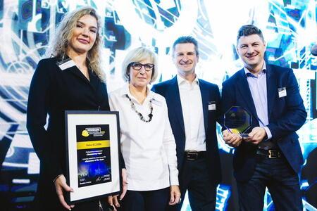 Volvo EC220DL стал экскаватором года по версии премии  «Инновации в строительной технике в России»