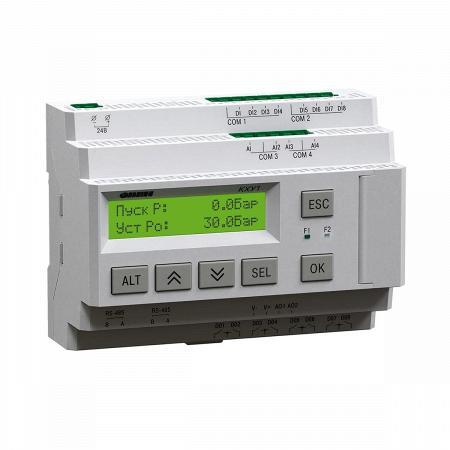 В продаже контроллер для управления холодильными установками ОВЕН КХУ1
