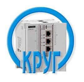 Дан старт продаж нового контроллера ОВЕН с программным обеспечением компании КРУГ