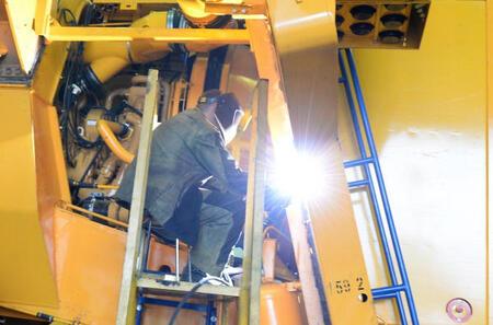 Металлоинвест и Северсталь провели открытый диалог в области технического обслуживания и ремонта