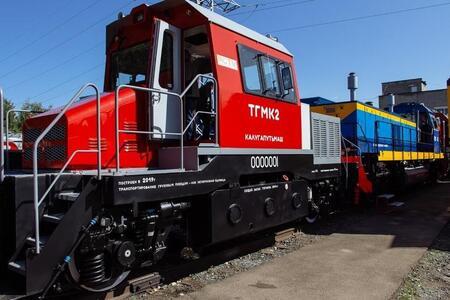 «Синара-Транспортные Машины» сертифицировали тепловозы ТЭМ14М и ТГМК2