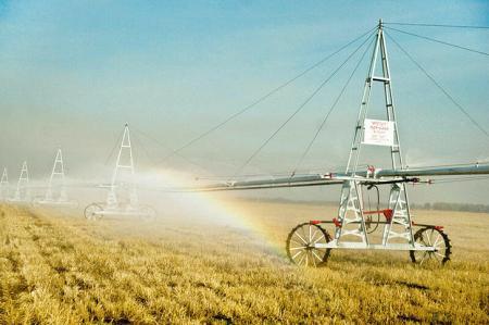 Производство дождевальных машин полного цикла открылось в Тольятти