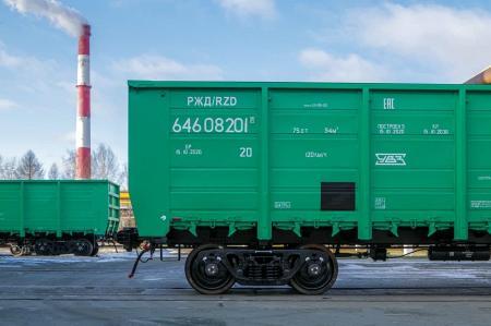 Уралвагонзавод заключил контракт на 3 тысячи полувагонов