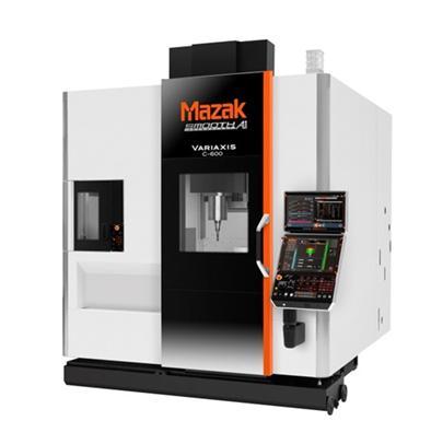 Новый вертикальный обрабатывающий центр VARIAXIS C-600  на выставке  «Металлообработка 2021»