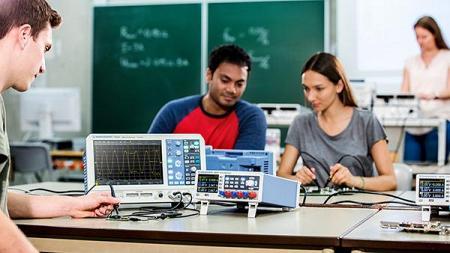 Двухдневный цифровой семинар Oscilloscope Days 2021 от участников РАДЭЛ