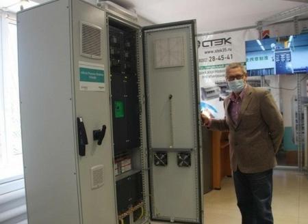 В Череповце открылось производство цифровых электроподстанций нового поколения