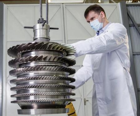 ОДК изготовила основные узлы газогенератора перспективного авиадвигателя ПД-8