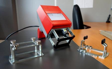 Маркиратор SIC с сенсорным экраном управления