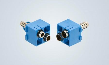 Новые модули Han® для передачи сжатого воздуха, хранения энергии и Ethernet