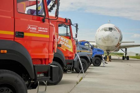 ГК «Вертикаль» совместно с заводом «УРАЛ» провела тест-драйв новой линейки автомобилей