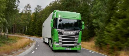 Тягачи Scania пятый раз подряд признаны самыми экономичными и экологичными грузовиками