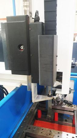 Компактная супердрель «Specht-D» для сверления заходных отверстий в заготовке