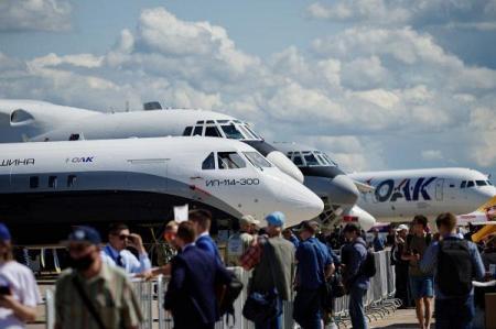 Ростех заключил на МАКС-2021 соглашения более чем на 230 млрд руб.