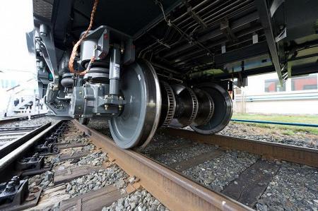 На «Уральских локомотивах» внедрено новое оборудование для контроля качества осей