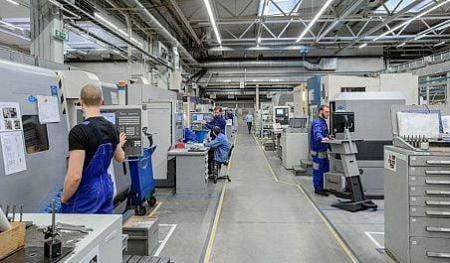 ОДК реализует комплексную программу модернизации производства