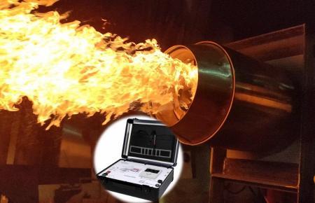 Демонстрация этапов работы горелки TECHNOFLAME на выставке «BOILERS and BURNERS»