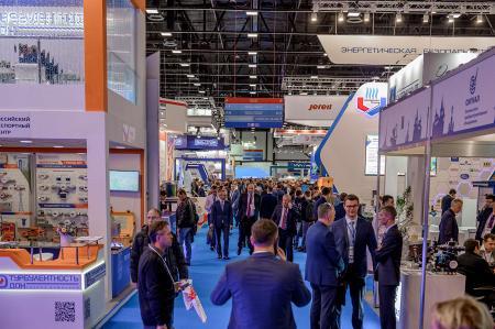 XXIV Международная специализированная выставка газовой промышленности РОС-ГАЗ-ЭКСПО-2021