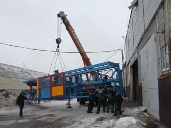 Hundegger BHM-2: теперь и в Белгороде!