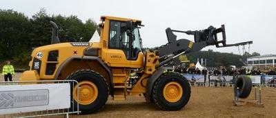 Австриец стал победителем финала Клуба операторов Volvo Construction Equipment в Европе