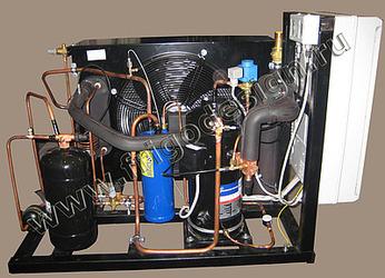 Разработан новый ряд энергосберегающих комплектных холодильных машин для морозильных камер и складов
