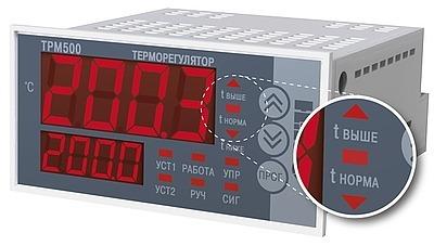 Компания ОВЕН объявляет о начале продаж нового терморегулятора ТРМ500