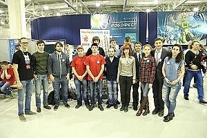 Победители соревнования «Промышленная автоматизация 2015» получили призы от компании ОВЕН