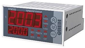 Терморегулятор ОВЕН ТРМ500 для управления зонами нагрева в экструдерах и другом технологическом обор