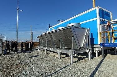 Газпром приобретает семь компрессорных установок ГЕА для Вынгапуровского месторождения.