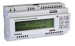 Приглашаем на вебинар по новому контроллеру для систем отопления и ГВС ОВЕН ТРМ232М