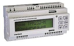 Материалы вебинара по новому контроллеру для систем отопления и ГВС ОВЕН ТРМ232М