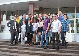 Победители студенческого конкурса по автоматизации получили призы от компании ОВЕН