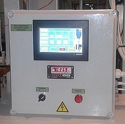 Установка дозировочной линии приготовления карамели автоматизирована с помощью приборов ОВЕН
