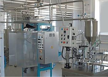 Контроль объема деминерализованной воды с помощью приборов ОВЕН