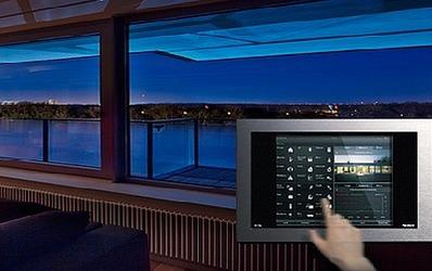 Система управления освещением «умный дом» на базе оборудования ОВЕН