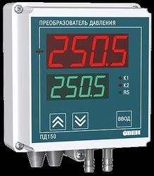 Получен сертификат Республики Казахстан о признании утверждения типа средств измерений на датчик давления ОВЕН ПД150