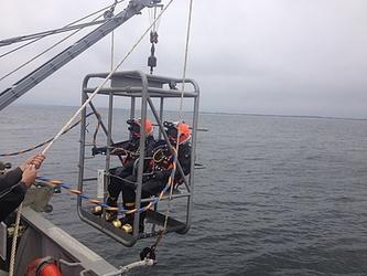 Современный океанский спасатель: возрождая глубоководное водолазное дело