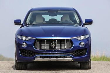 В России стартовали продажи первого внедорожника Maserati