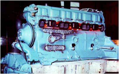 Технология ремонтной сварки корпусов редукторов, компрессоров, блоков двигателей