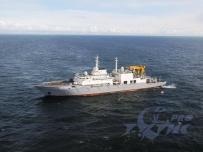 «Игорь Белоусов» продолжает путь во Владивосток