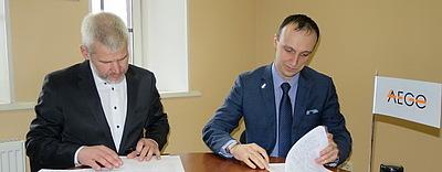 Подписание эксклюзивного соглашения с «Nordic Heater»
